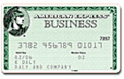 Business Green Rewards Card from OPEN