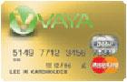 Vaya Prepaid MasterCard