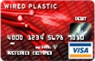 Wired Plastic Visa